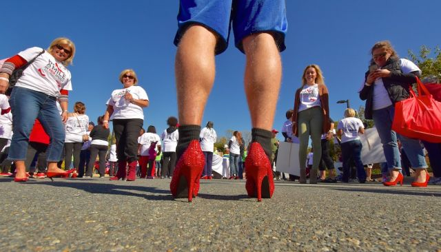 Photo Gallery: Walk a Mile in Her Shoes Raises Money for Empowerhouse