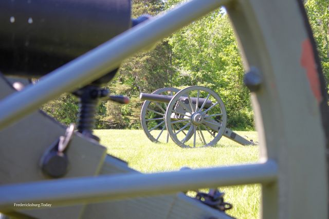 Updated Operating Hours at National Military Park