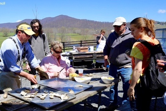 Third Annual From the Rappahannock, For the Rappahannock April 9