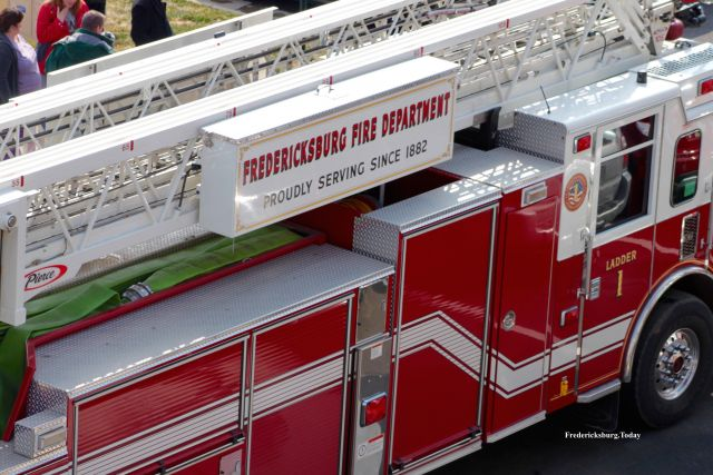 Fire Displaces Guests at Value Place Hotel in Fredericksburg's Central Park