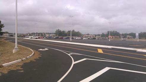 Commuter Parking Expanded in Spotsylvania's Route 3 Corridor