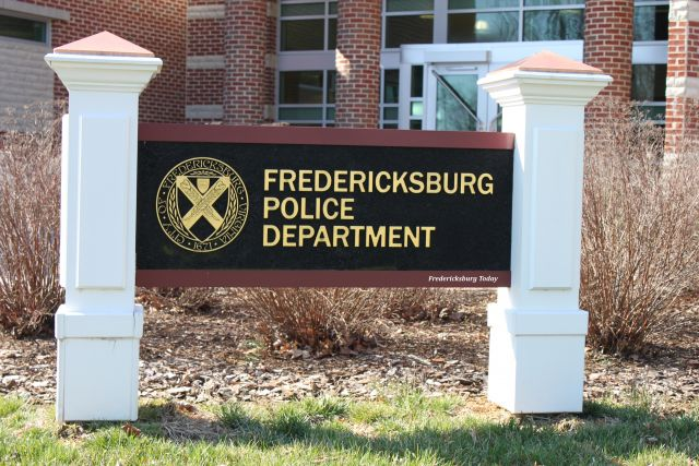Fredericksburg Crime Report 04/18/17 and 04/19/17