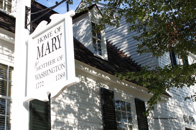 "125th Anniversary Celebration of ""Saving Mary's House"""