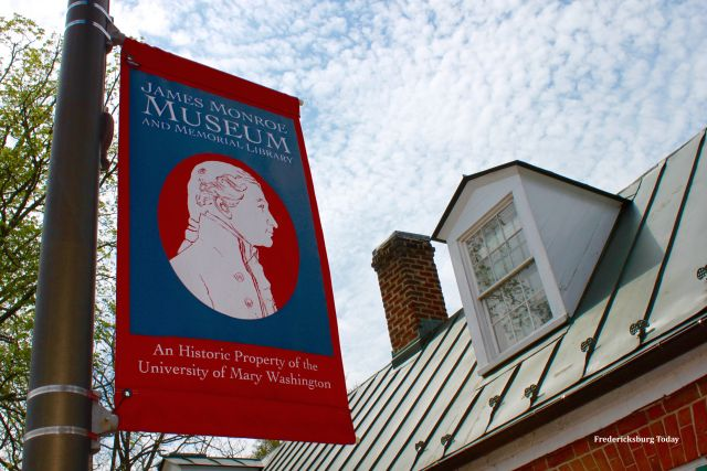 James Monroe Museum and Memorial Library