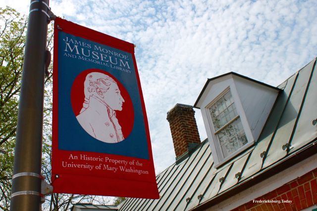 Upcoming Events at the James Monroe Museum
