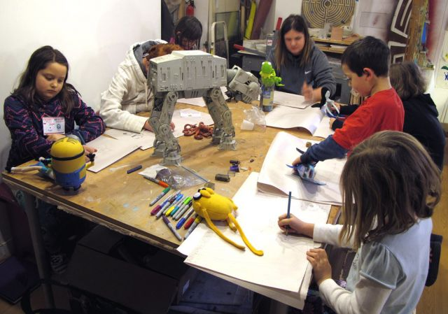Calls for Artists, Workshops, and Classes