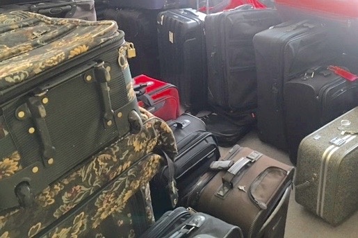 Foster Care Luggage Drive a Success