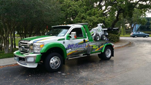 Michael's Towing & Recovery Wins Second in National Tow Truck Photo Contest