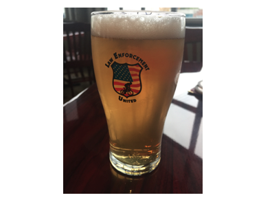 Red Dragon Brewery Releases Beer in Honor of Fallen Fredericksburg Officer Todd Bahr