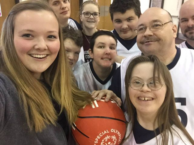 Volunteers Needed: Special Olympics Virginia's Basketball Championships