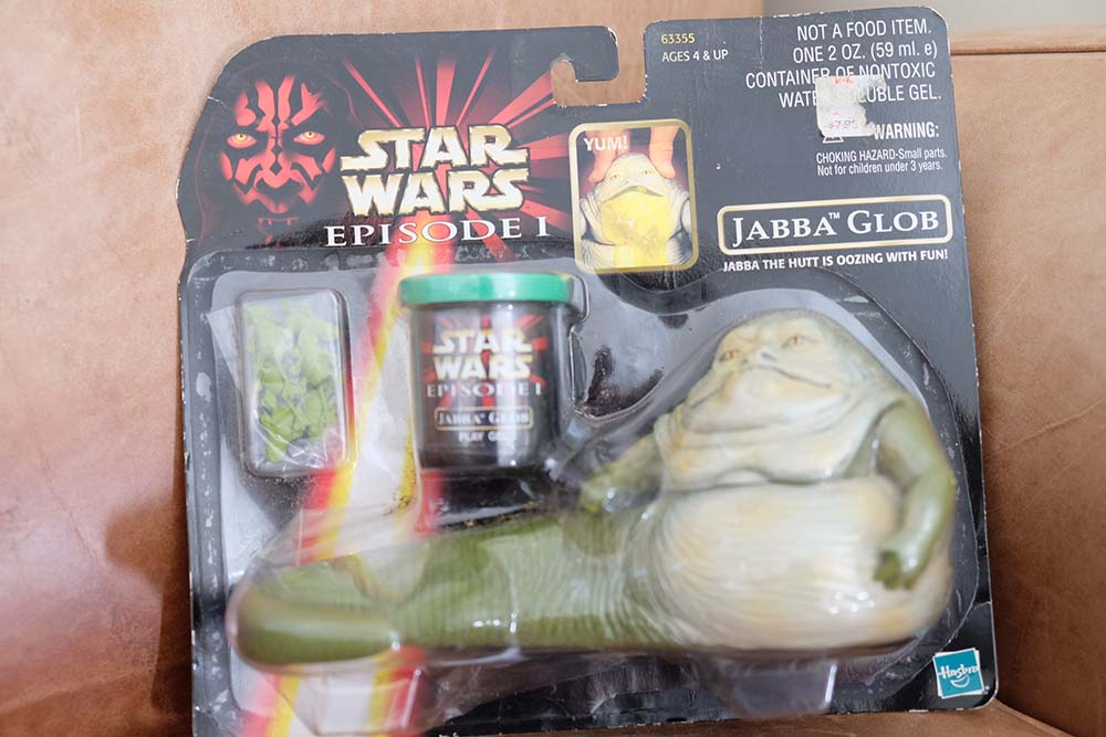 FredToday's Jabba Glob May the 4th contest
