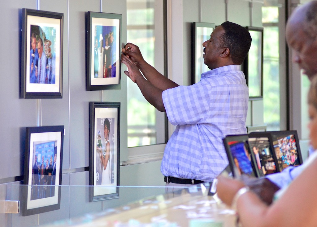 Local photojournalist opens show at Germanna