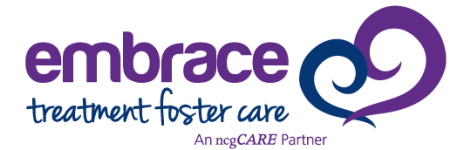 Foster care group collects items for children going into care