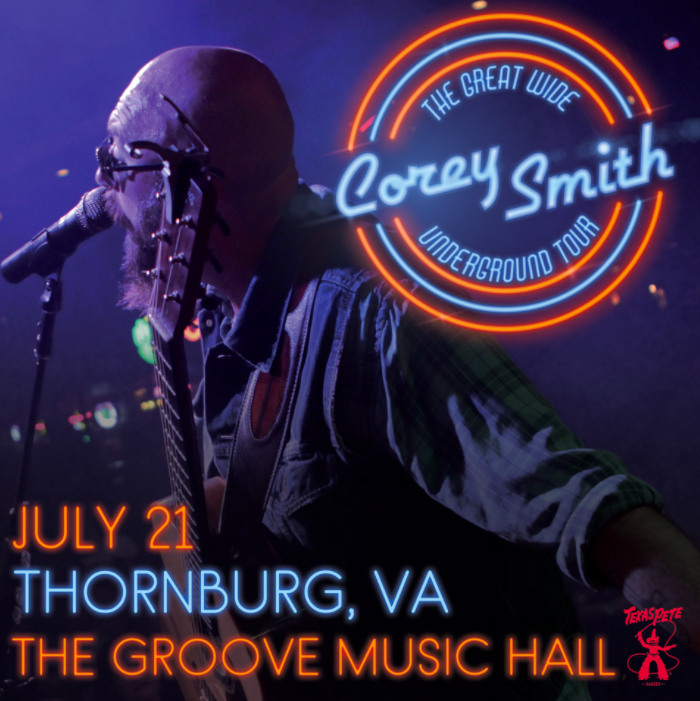 Corey Smith Ticket Contest Winner!