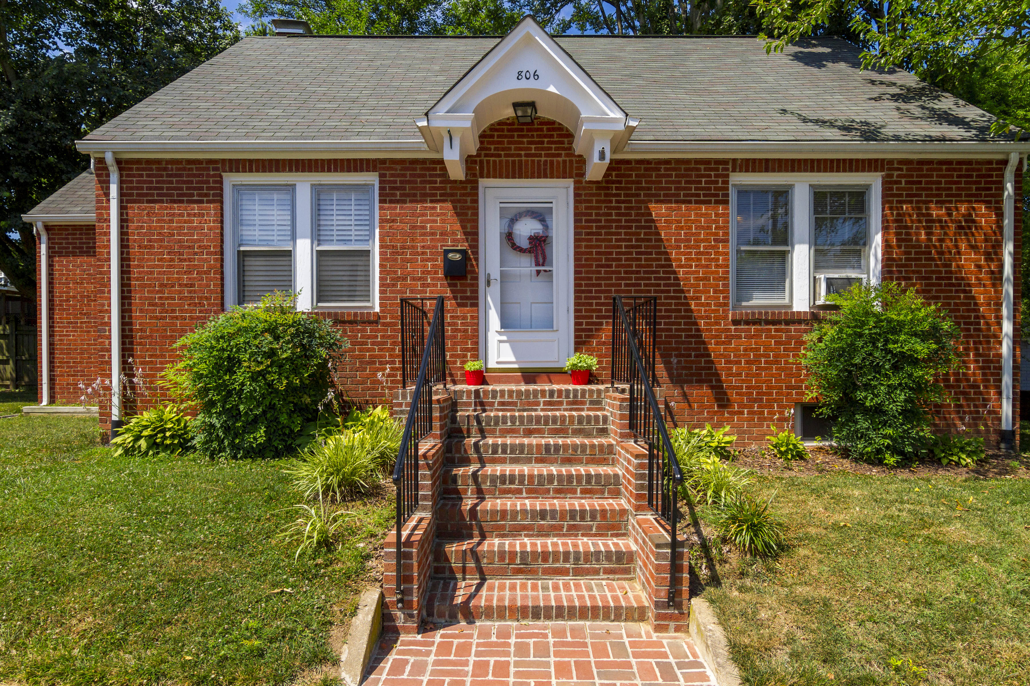 Home of the Week: Downtown Fredericksburg home