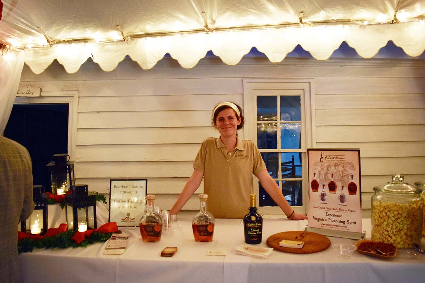 'Bourbon and Boxwood' to raise money for museums