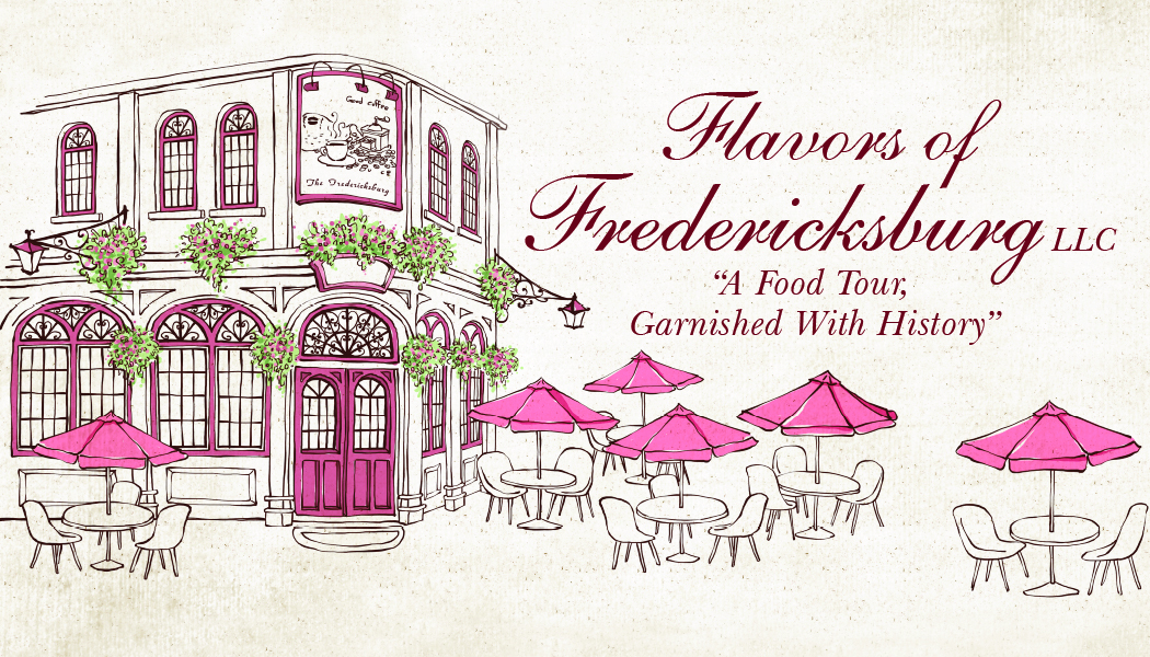 New Column – Flavors of Fredericksburg
