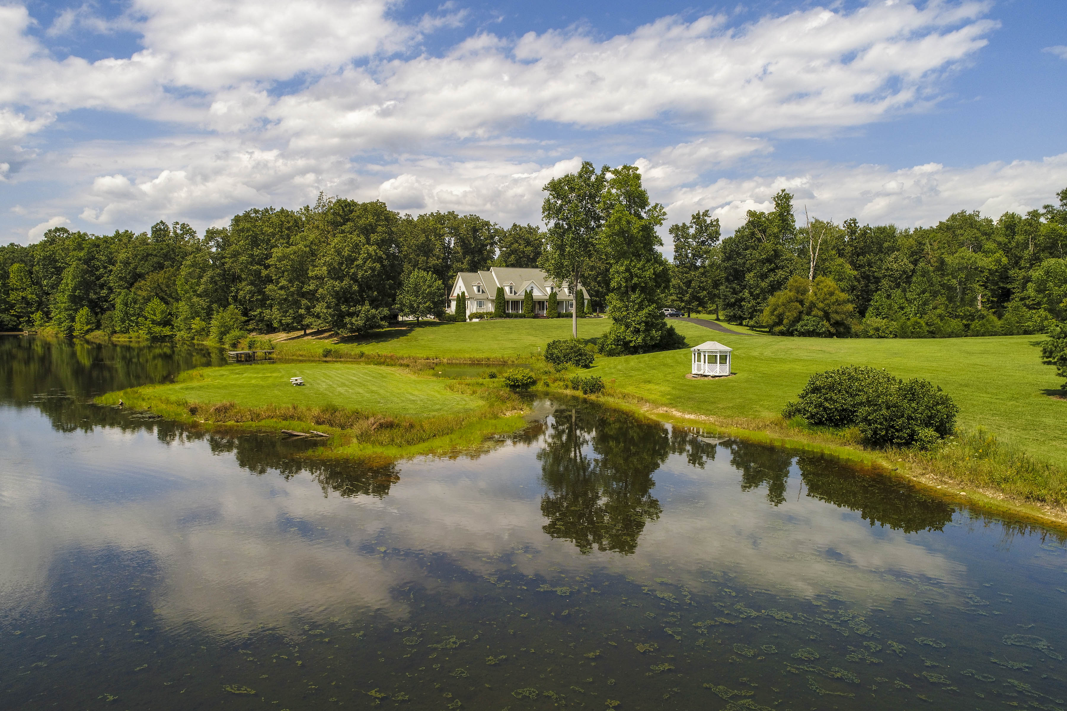 Home of the Week: 10 acres, private pond