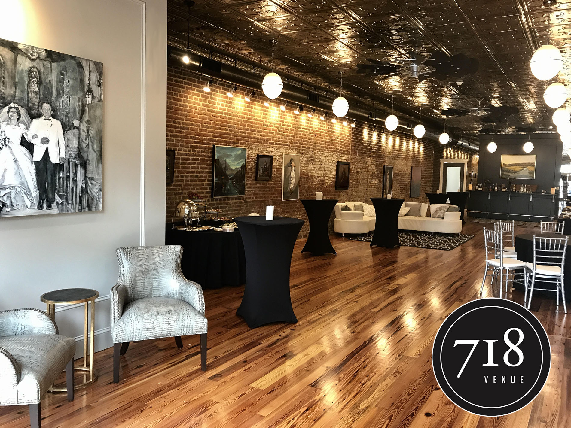 FredToday Partners: Plan your holiday party at 718