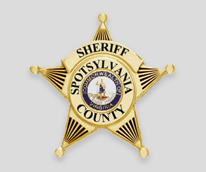 Spotsylvania County Arrests Report