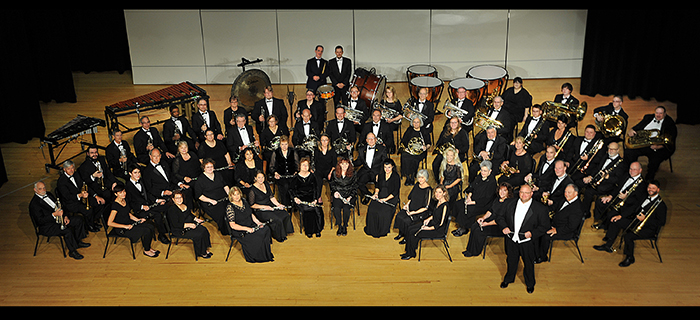 Fredericksburg Community Concert Band's Fall Concert – Shades of Autumn