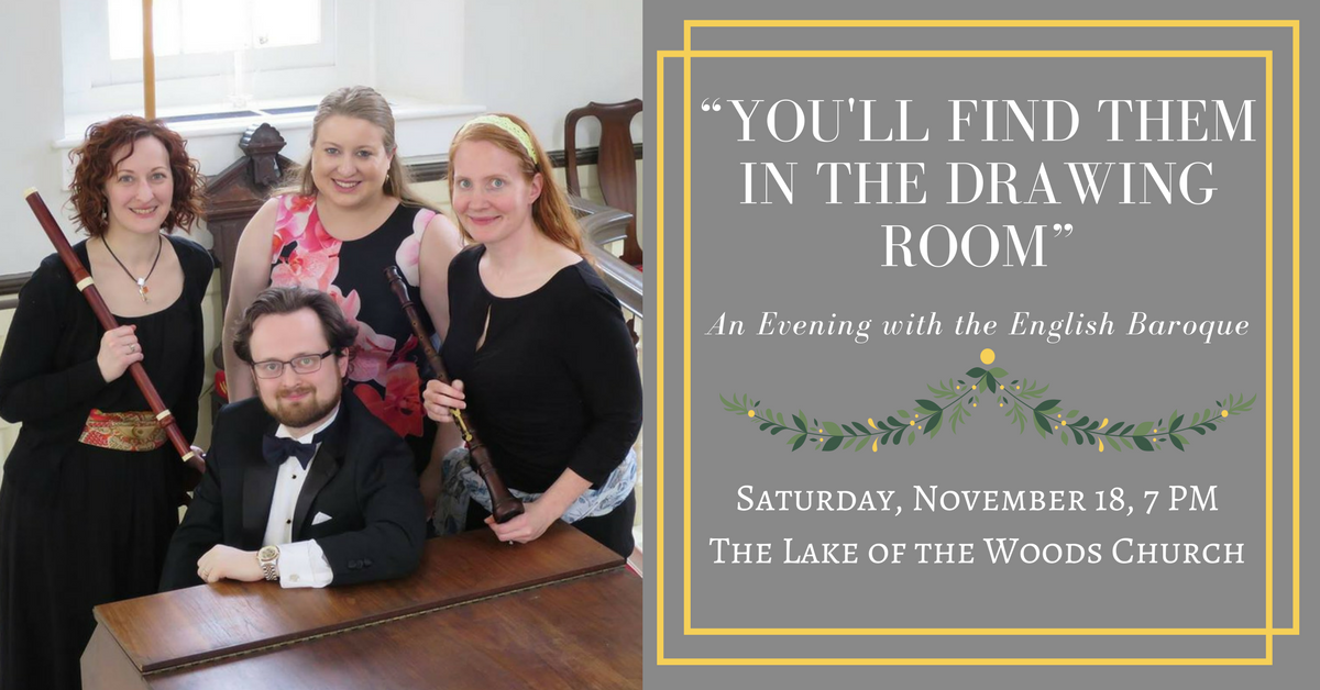 An Evening with the English Baroque