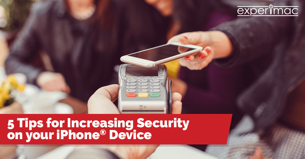 5 tips for increasing security on your iPhone