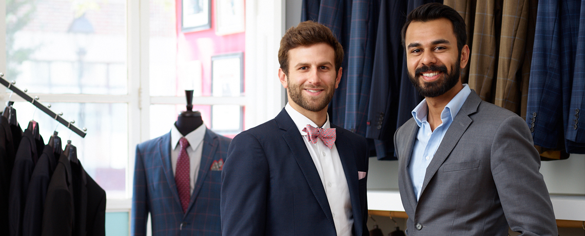 """Aspetto founders named to Forbes """"30 under 30"""""""