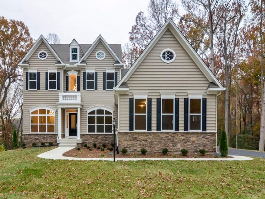 The Estates at Hartwood Provide 1-3 Acre Wooded Home Sites