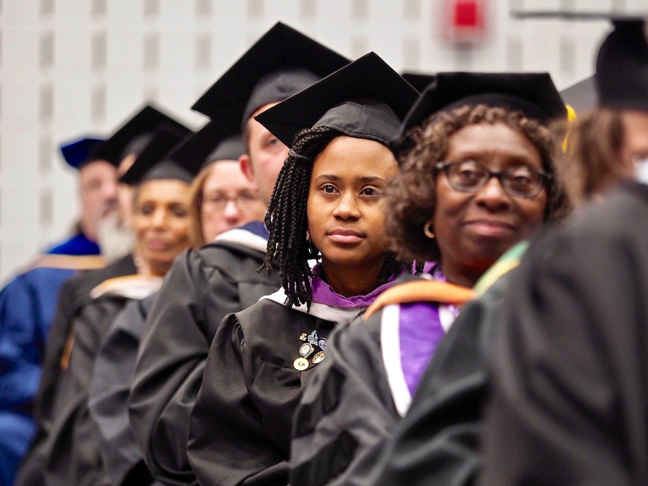 Photo gallery from Germanna graduation