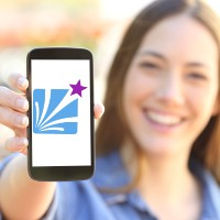 New library app lets you check out without a card