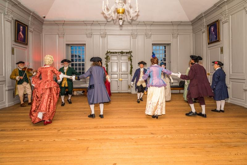 Christmastide at Stratford Hall this weekend
