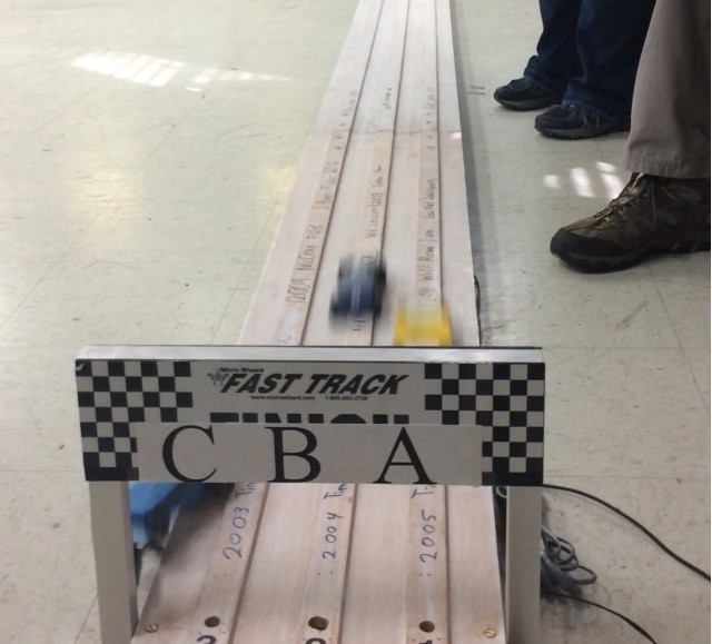 Gregg Jennings: The Pinewood Derby Debacle