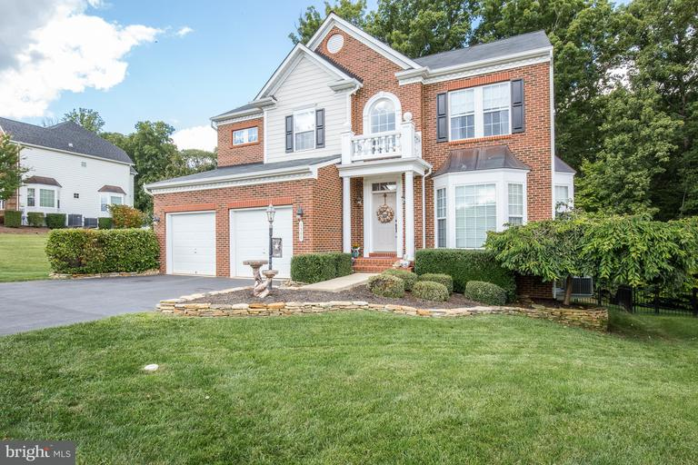 Home of the Week: Brick colonial in the city with lots of upgrades