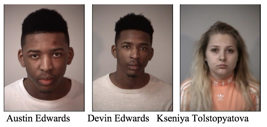 Three arrested in stabbing
