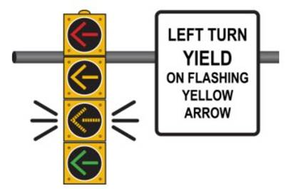 Flashing yellow arrows coming to Northern Neck