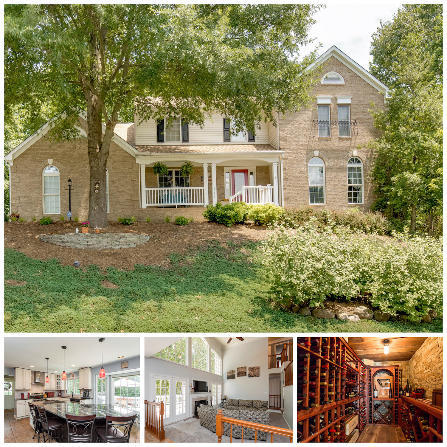 Home of the Week: 3 level home with wine cellar