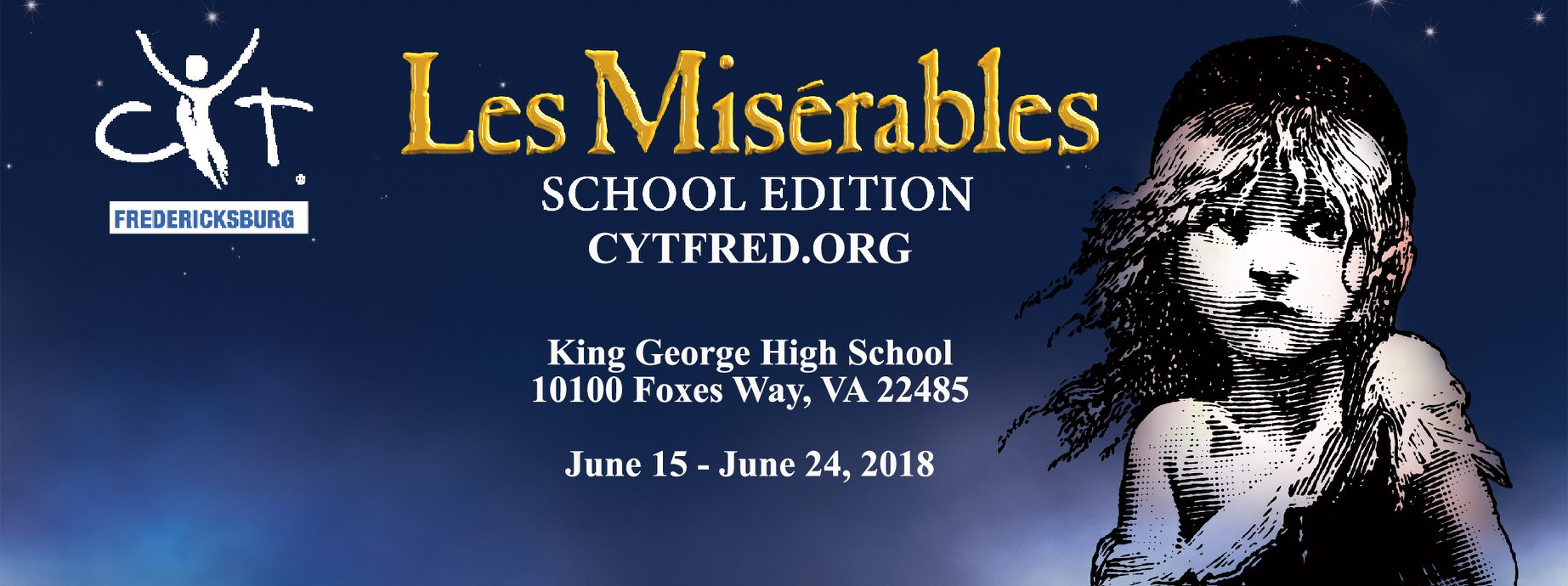 CYT Les Miserables