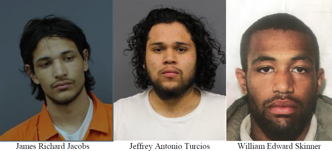 Suspects Wanted in Stafford Assault Apprehended