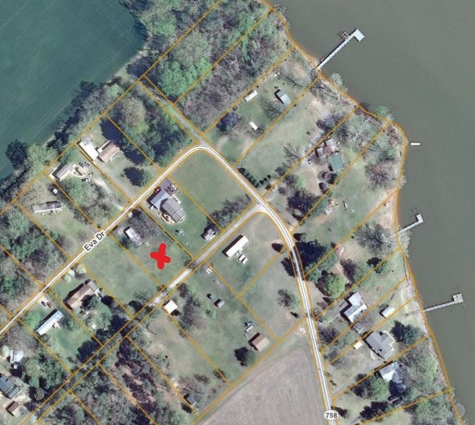 Featured land: Lot on the Rappahannock River