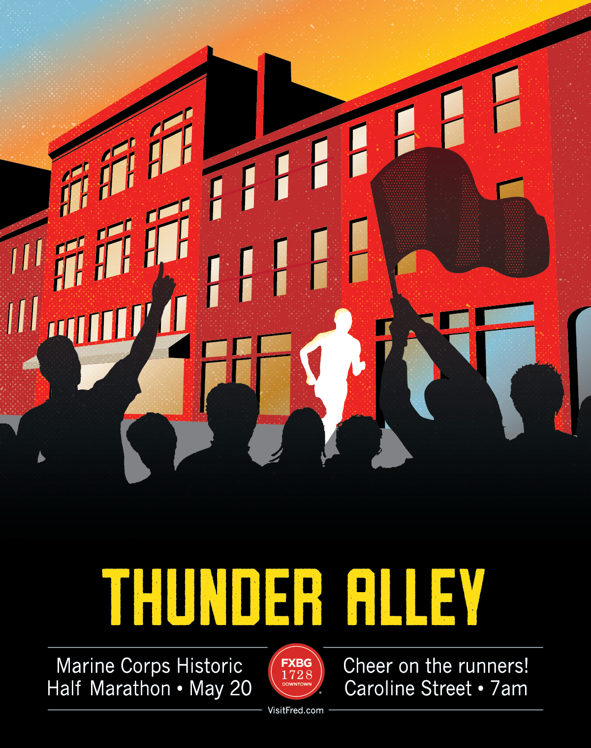 Get Ready for Thunder Alley at the Historic Half