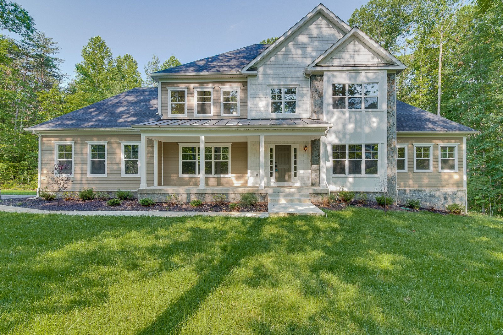 Home of the Week: Modern new construction