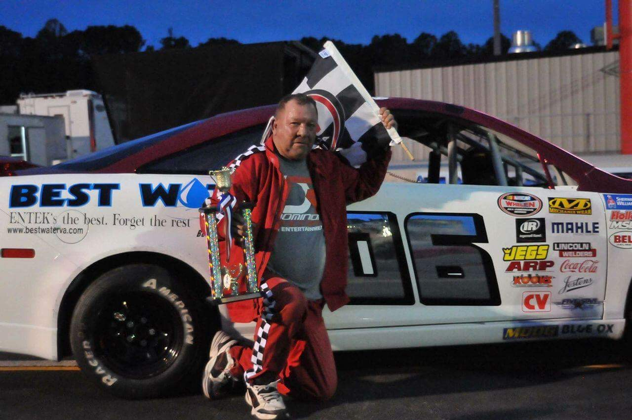 Dominion Raceway Driver Profile: Mike Sims
