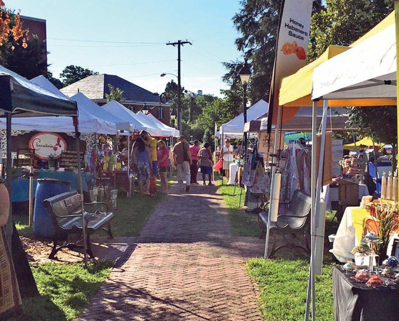 Art in the Park at Hurkamp Park Saturday, July 21