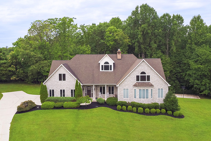 Home of the Week: 3 Level Custom Build on 3.5 Acres