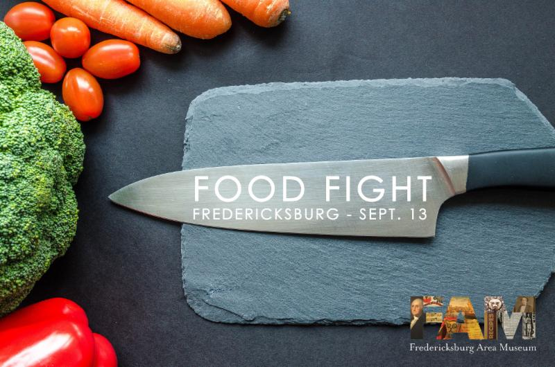 Food Fight Tickets On Sale Now