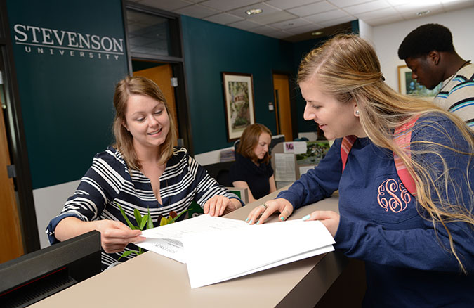 Stevenson University Recognizes Spring Deans List Students