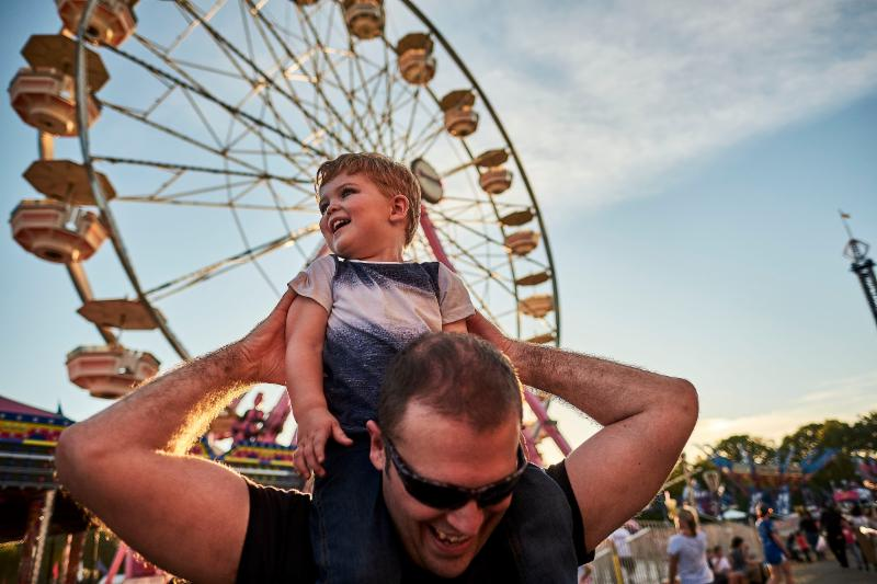 Don't Miss the State Fair of Virginia