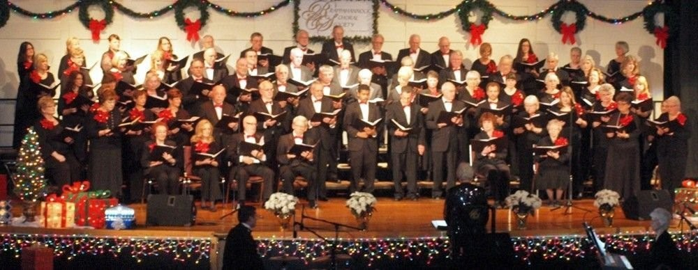 Rappahannock Choral Society Presents its 2018 Christmas Concert