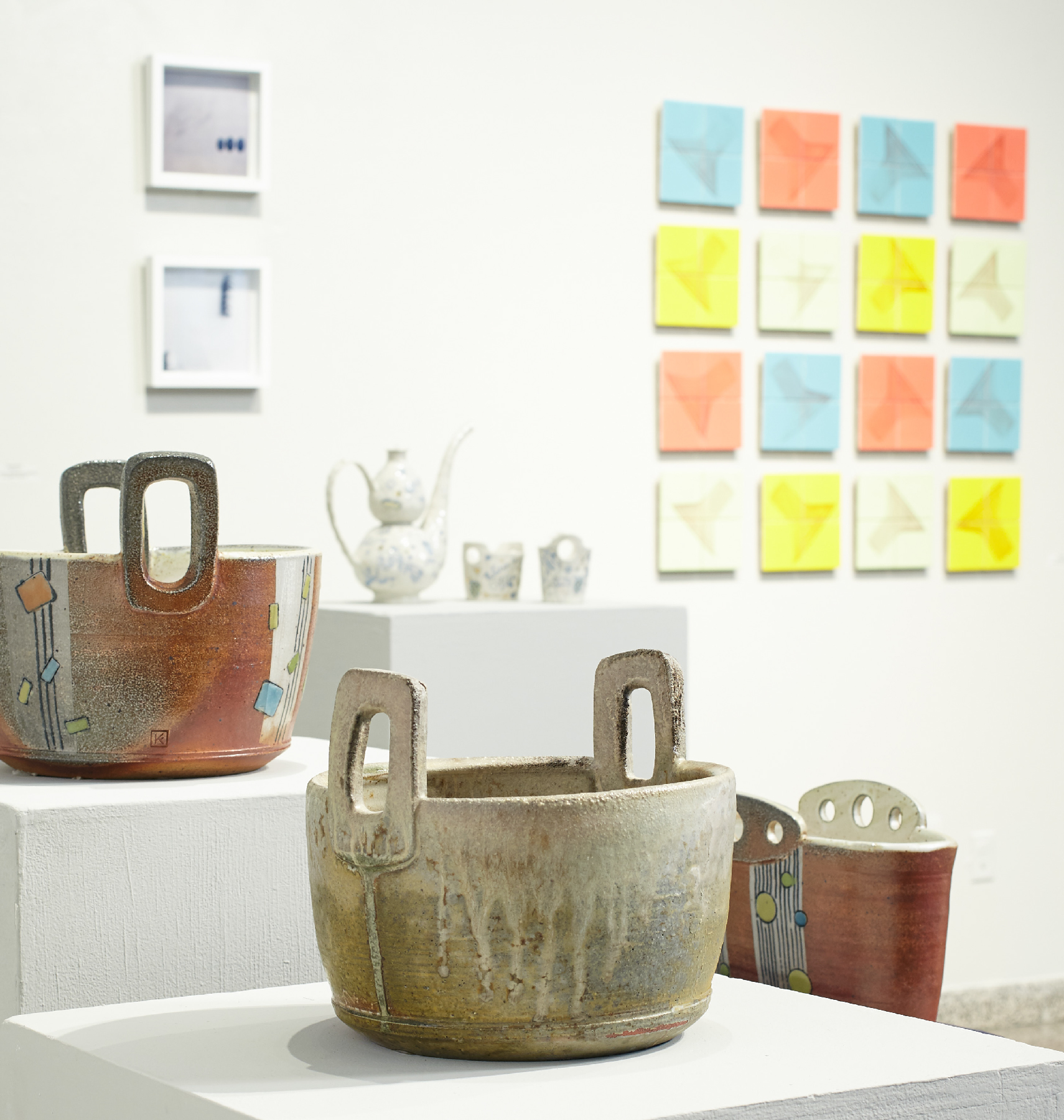 Crowns: An Exhibition of Ceramic Works
